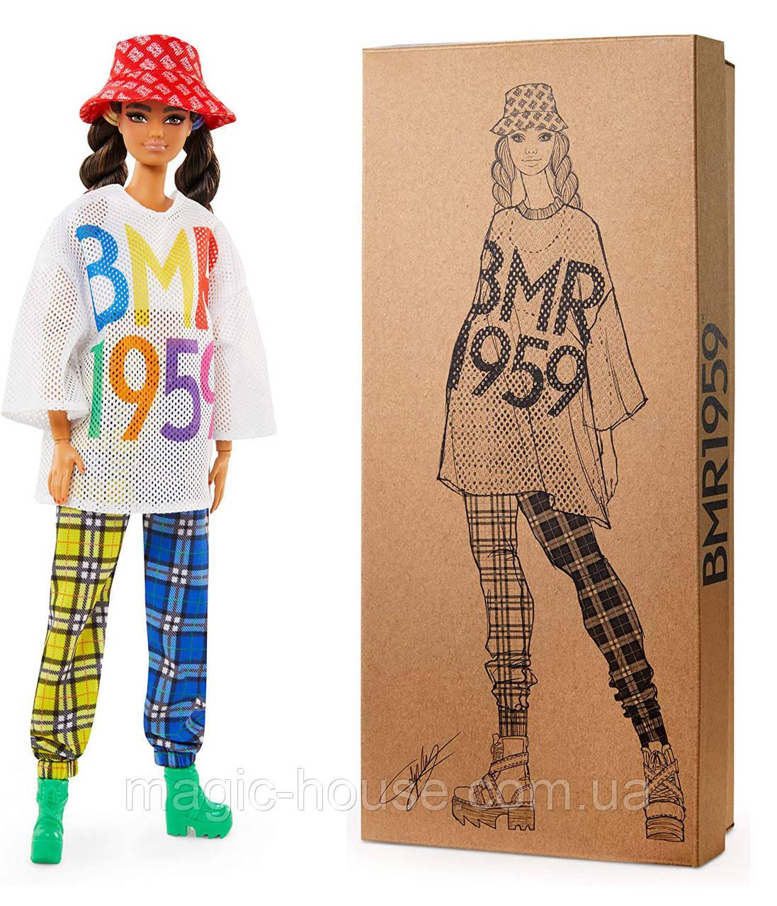 Лялька Барбі Мулатка Barbie BMR1959 Fully Poseable Fashion Doll оригінал від Mattel