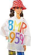 Лялька Барбі Мулатка Barbie BMR1959 Fully Poseable Fashion Doll оригінал від Mattel, фото 5