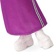 Кукла Barbie коллекционная брюнетка BMR1959 Neon Dress Denim Jacket оригинал от Mattel, фото 8