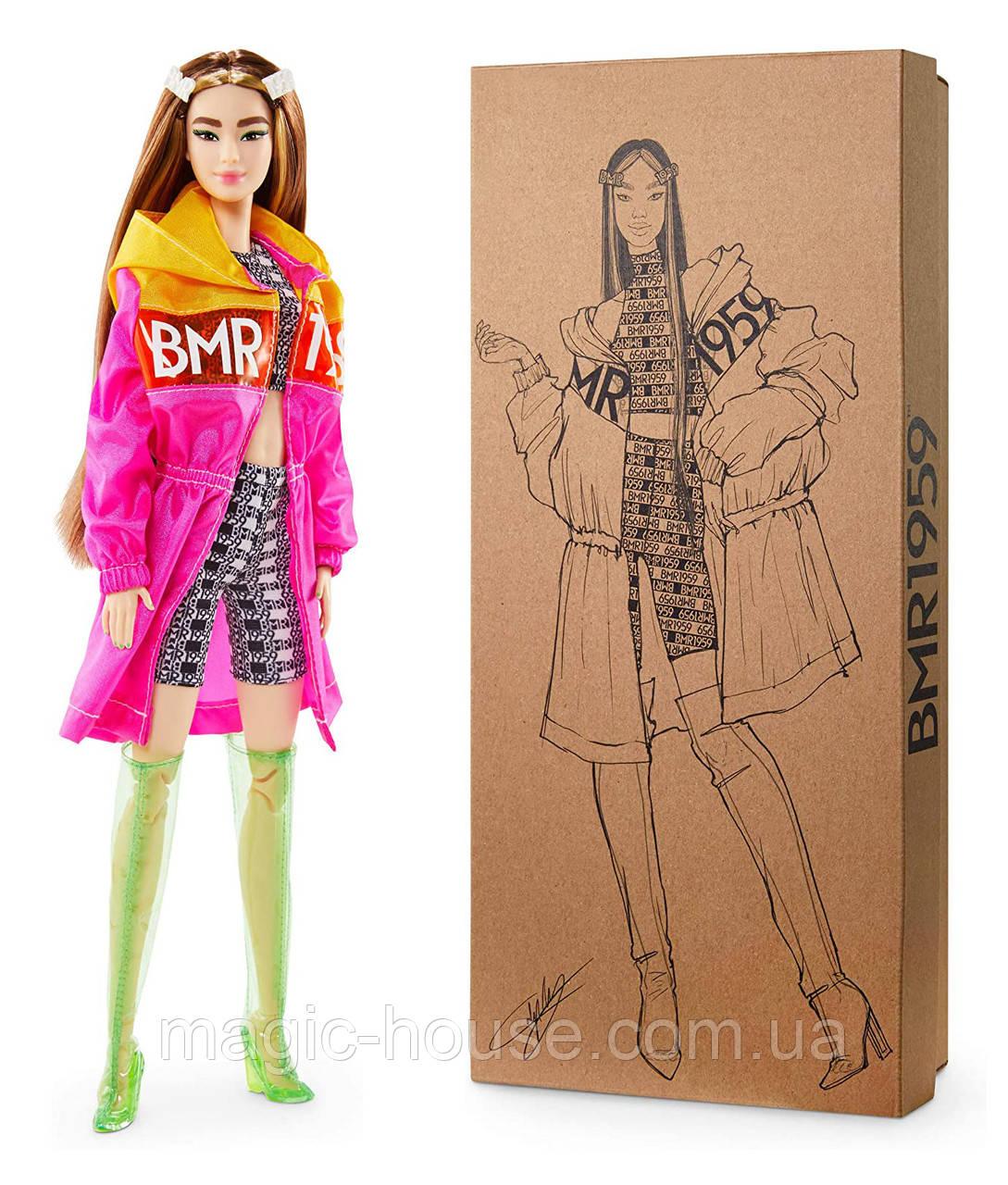 Кукла Barbie BMR1959 Jacket, Shorts & Vinyl Boots Fashion Doll оригинал от Mattel