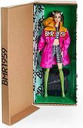 Кукла Barbie BMR1959 Jacket, Shorts & Vinyl Boots Fashion Doll оригинал от Mattel, фото 2