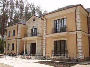 Фасад здания, ремонт и монтаж фасадов — фасадные работы
