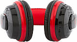 Беспроводные наушники OVLENG MX666 Black-Red (4060-29), фото 3