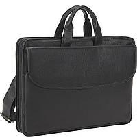 Кожаный портфель Johnston & Murphy, фото 1