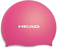 Силиконовая шапочка для плавания Head Silicone Flat