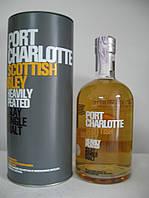 Виски односолодовый PORT CHARLOTTE Scottish Barley