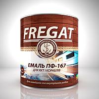FREGAT эмаль ПФ-167 вишневая 0.9 кг