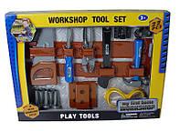 Набор инструментов игровой Workshop Tool Set 29118-19, 22 детали