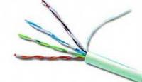 Сетевой кабель Cablexpert UPC-5004E-SOL / 100