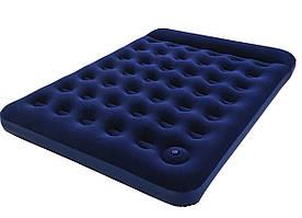 Матрас надувной двухместный Bestway 67226, синий