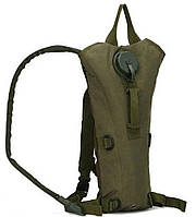 Рюкзак с питьевой системой B09, олива