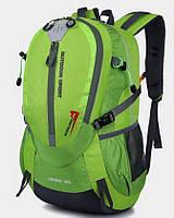 Рюкзак туристический xs2586 зеленый, 40 л