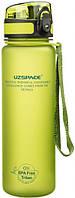 Бутылка для воды UZspace 3026 500 мл, салатовая