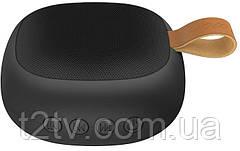 Портативная Bluetooth колонка HOCO Bright sound sports BS31, черная