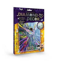 Набір Алмазна картина Diamond Decor 02 Danko Toys