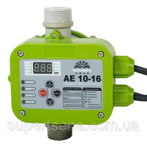 Контроллер AE 10-16r +БЕСПЛАТНАЯ ДОСТАВКА! автоматический контроллер давления Vitals aqua