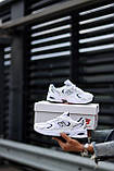 "Женские кроссовки New Balance 530 ""White Silver""(копия), фото 3"