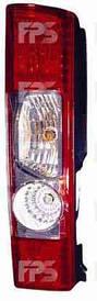 Фонарь задний для Peugeot Boxer 2006-14 левый (DEPO)