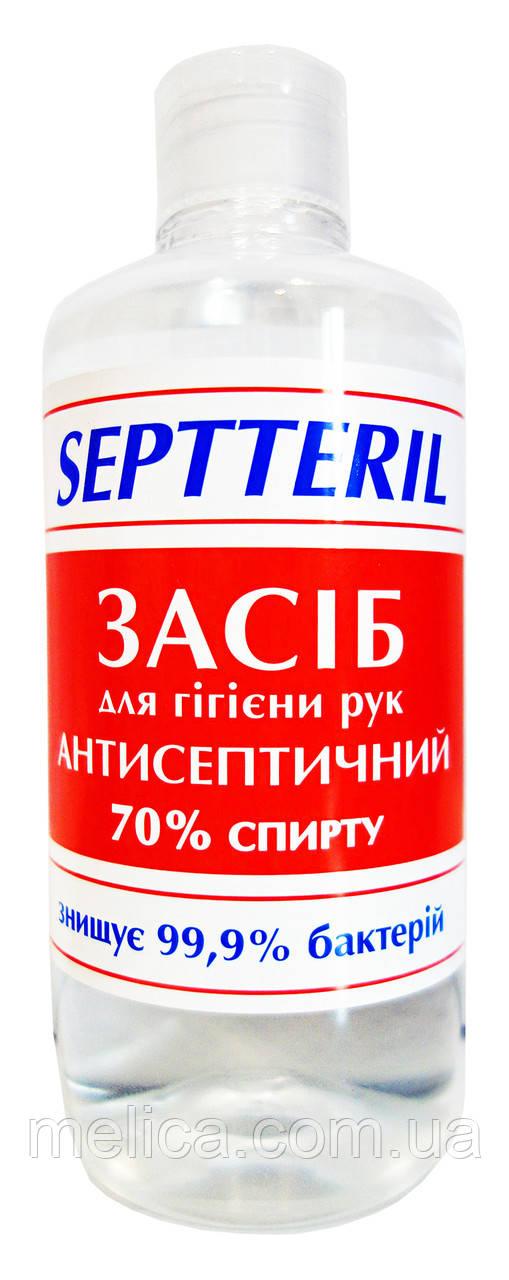Средство для гигиены рук Septteril Антисептическое - 500 мл.