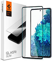 Защитное стекло Spigen для Samsung Galaxy S20 FE - GLAS.tR Full Cover (AGL02199)