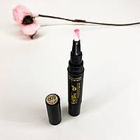Гель- лак ручка 3в1 (Розовый)