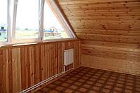Деревянный дом — строительство деревянного дома