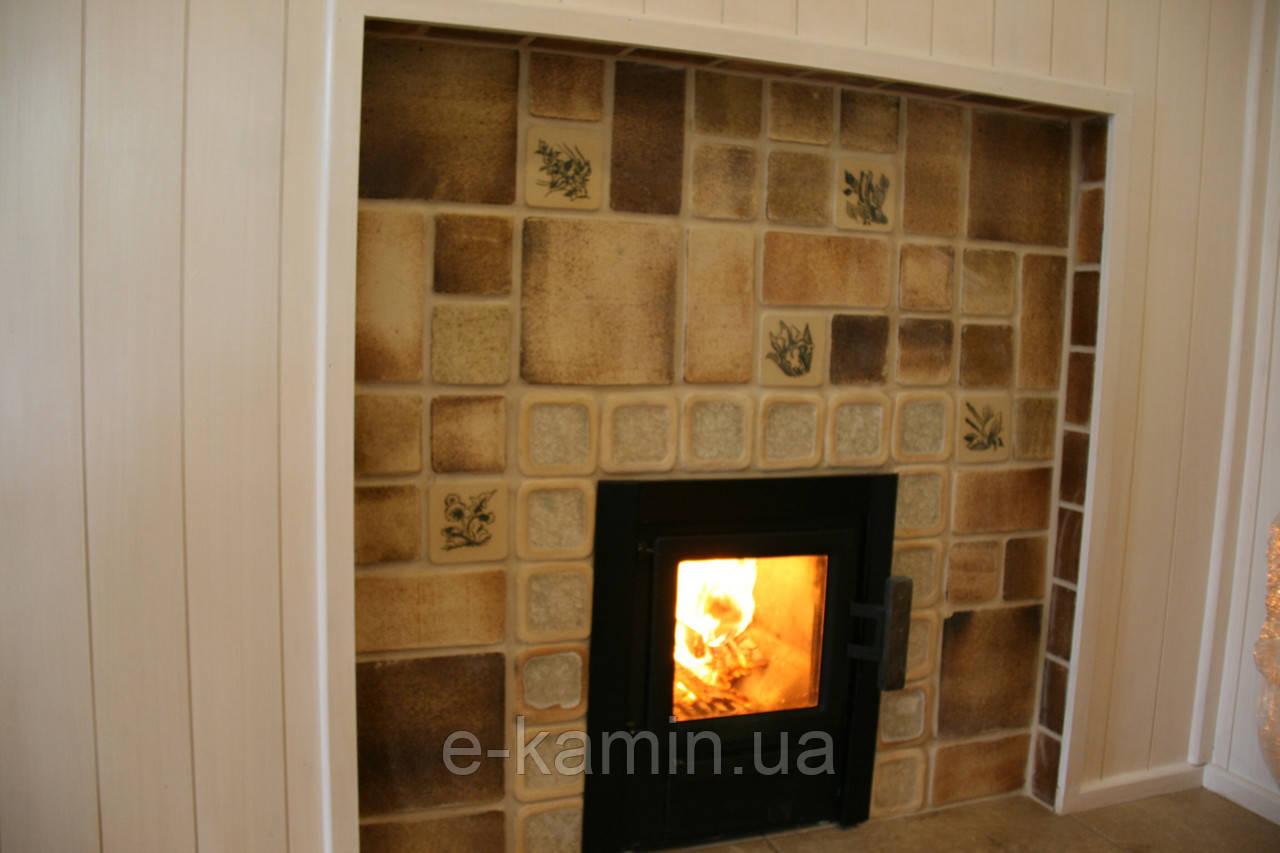 Реализованный проект сауны с дровяной каменкой и комнатой отдыха