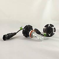 LED Лампы H11 6500K 50W X3 Philips ip 67 (Led автолампы с активным охлаждением )