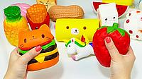Сквиши антистресс (для детей и для взрослых, забавная игрушка)