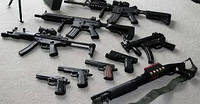 Оружие пневматическое, страйкб...