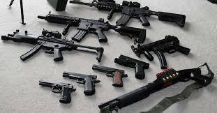 Зброя пневматічна, страйкбольна, арбалети, луки, рогатки