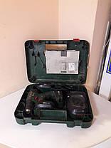 Аккумуляторная дрель-шуруповерт Bosch PSR 1440 LI-2, фото 2