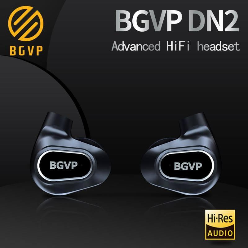 Гибридные наушники BGVP DN2