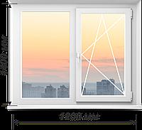 Профиль SALAMANDER 2D Ф-ра VORNE, однокамерный стеклопакет, 24мм