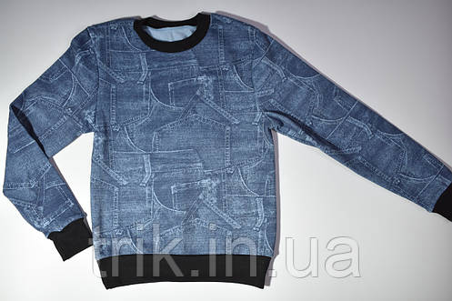 Теплый детский свитер, фото 2