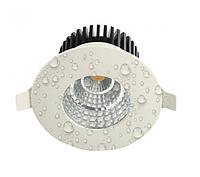 Светодиодный встраиваемый светильник 6W 4200К IP65 Gabriel Horoz Electric