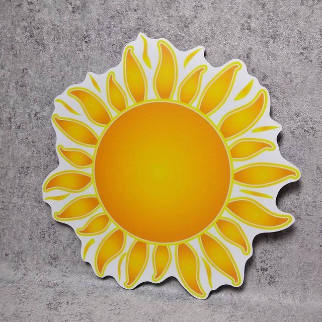 Солнышко 2. Настенная декорация для детского сада.