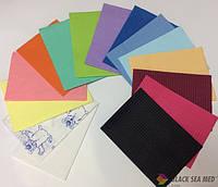 Серветки для пацієнта рожевий цикламен Black Sea Med™ Premium, фото 1