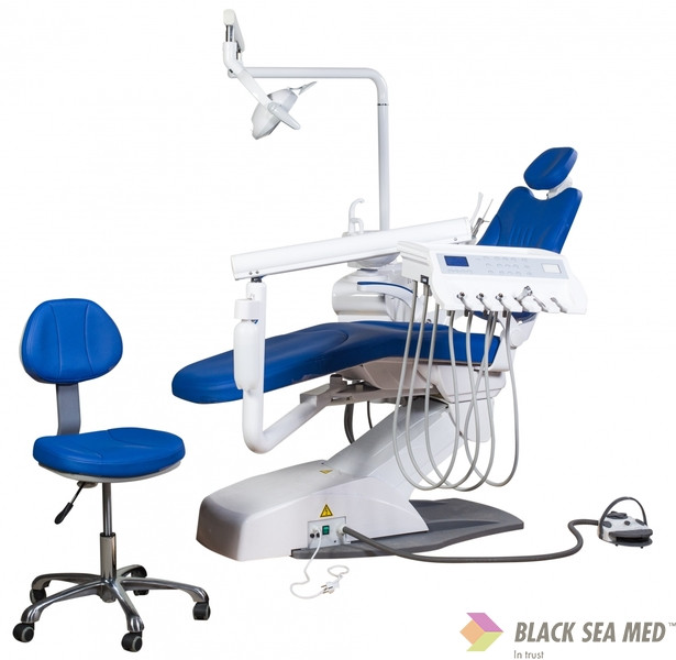 Стоматологічна установка BIOMED DTC-328 Black Sea Med