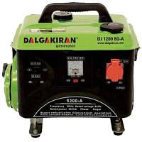 Однофазный бензиновый генератор DALGAKIRAN DJ 1200 BG-A