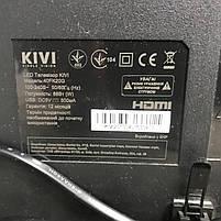Телевизор б/у Kivi 40FK20G в идеальном состоянии, фото 3