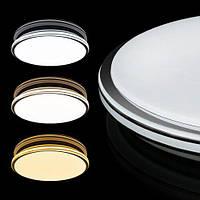 Светильник светодиодный Biom SMART SML-R18-80/2 3000-6000K 80Вт с д/у, фото 1