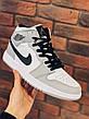 Nike Air Jordan 1 High Retro Кроссовки высокие мужские, фото 4