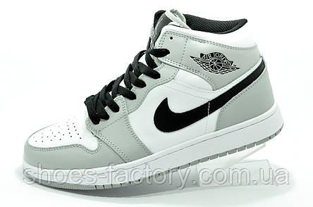 Nike Air Jordan 1 High Retro Кроссовки высокие мужские, фото 2