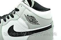 Nike Air Jordan 1 High Retro Кроссовки высокие мужские, фото 3