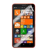 Гидрогелевая пленка для Nokia Lumia 1020 (противоударная бронированная пленка) Матовая
