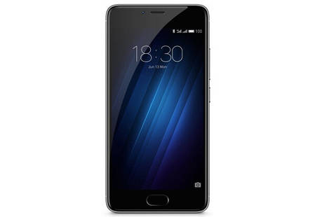 Смартфон Meizu m3s 32Gb Gray Stock B, фото 2
