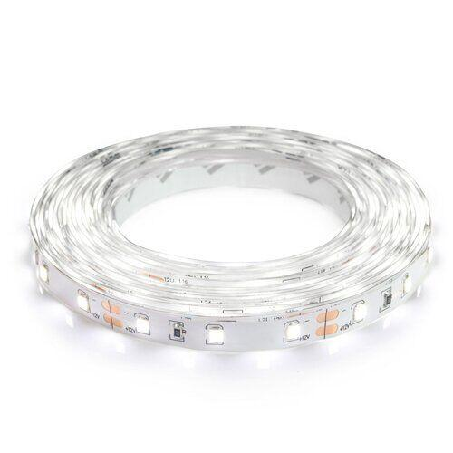 Світлодіодна стрічка OEM ST-12-2835-60-CW-20-V2 біла, негерметична, 1м