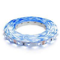 Світлодіодна стрічка OEM ST-12-2835-60-B-20 синя, негерметична, 1м, фото 1