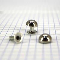 Хольнитен односторонний СК 10 мм никель t5114 (200 шт.)